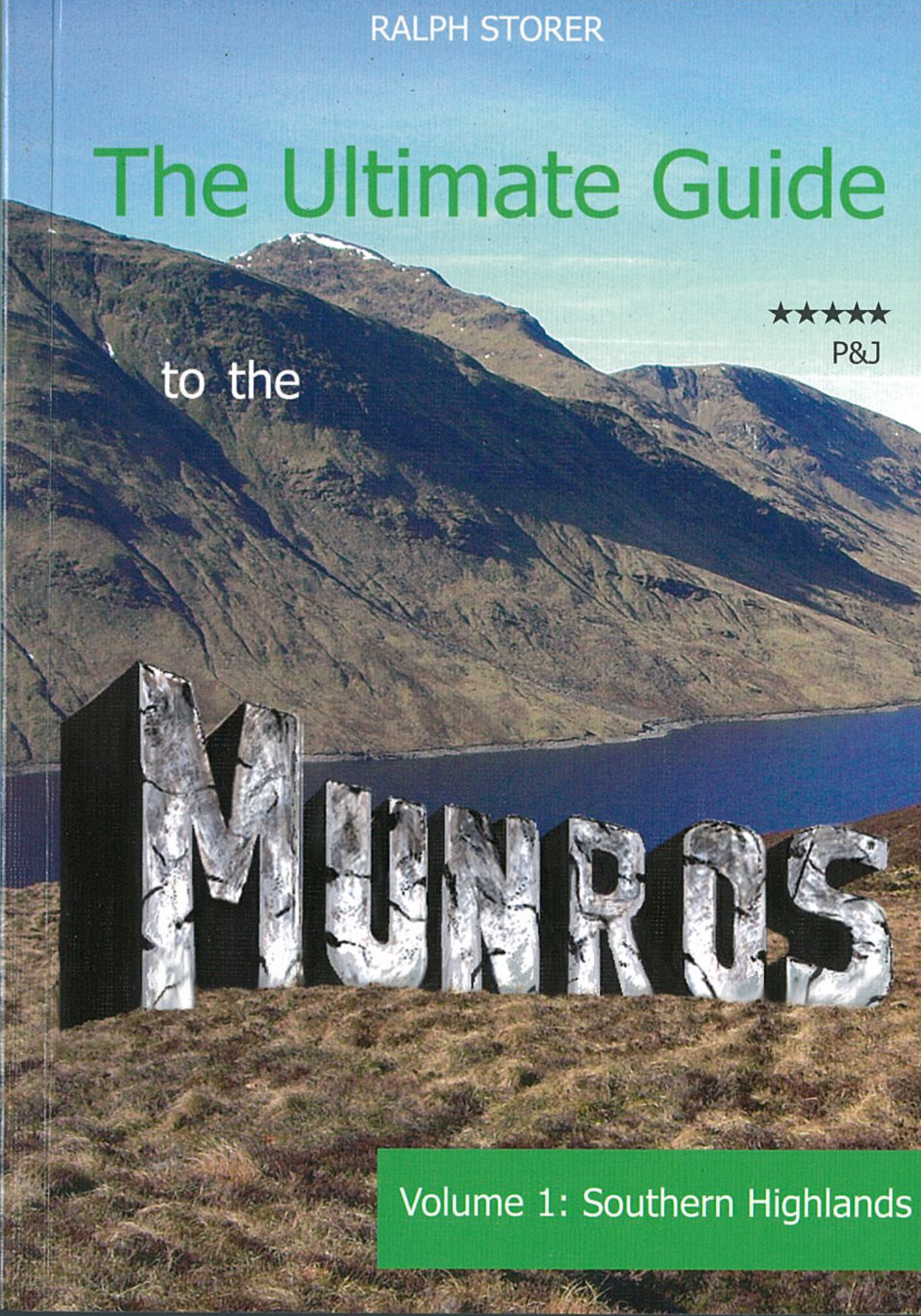 The Ultimate Guide to the Munros- The Southern Highlands Second Edition Luath Press.jpg