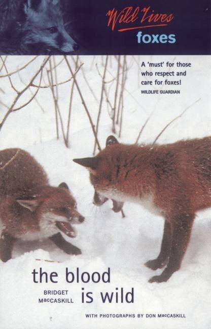 Wild Lives Foxes Luath Press.jpg