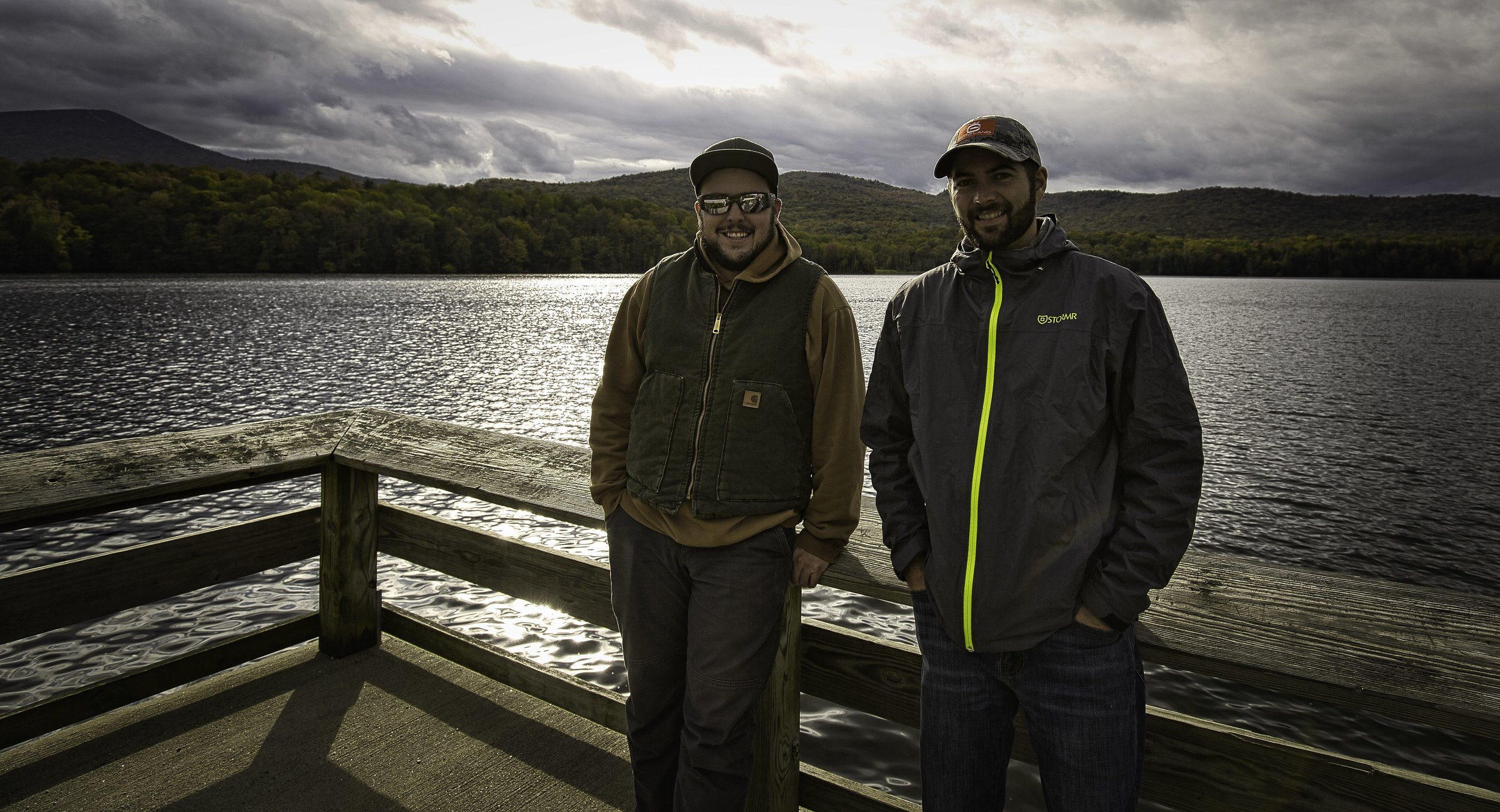 Kent Pond - The story of two friends who grew up fishing together on a small Vermont Pond…