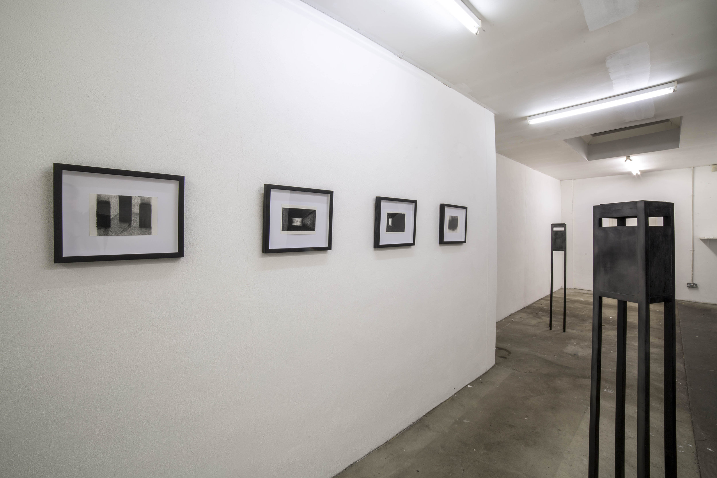 Install Shot from One need not be a chamber. Exposed Arts Projects. 2018