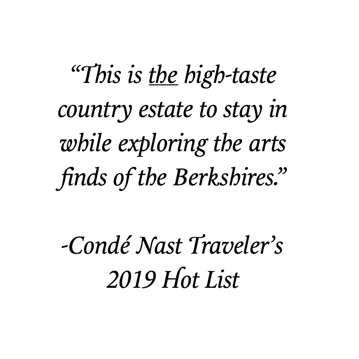 Click here for Conde Nast Traveler article