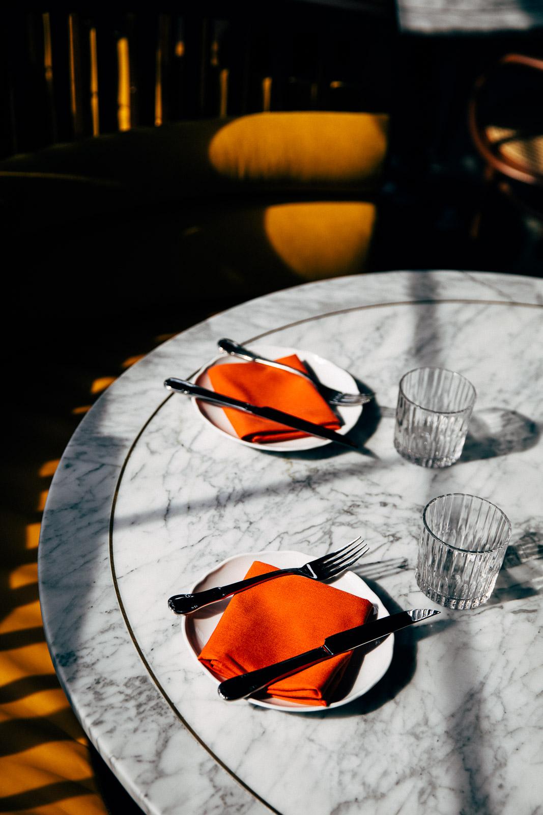 Bavel Restaurant + STUDIO UNLTD -