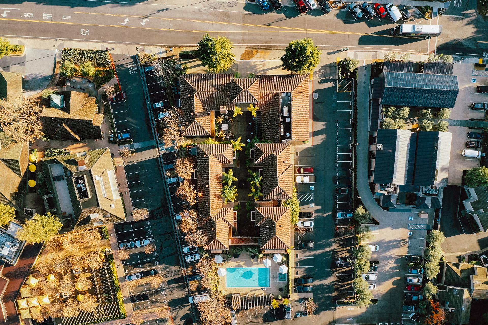north block hotel - Yountville, California