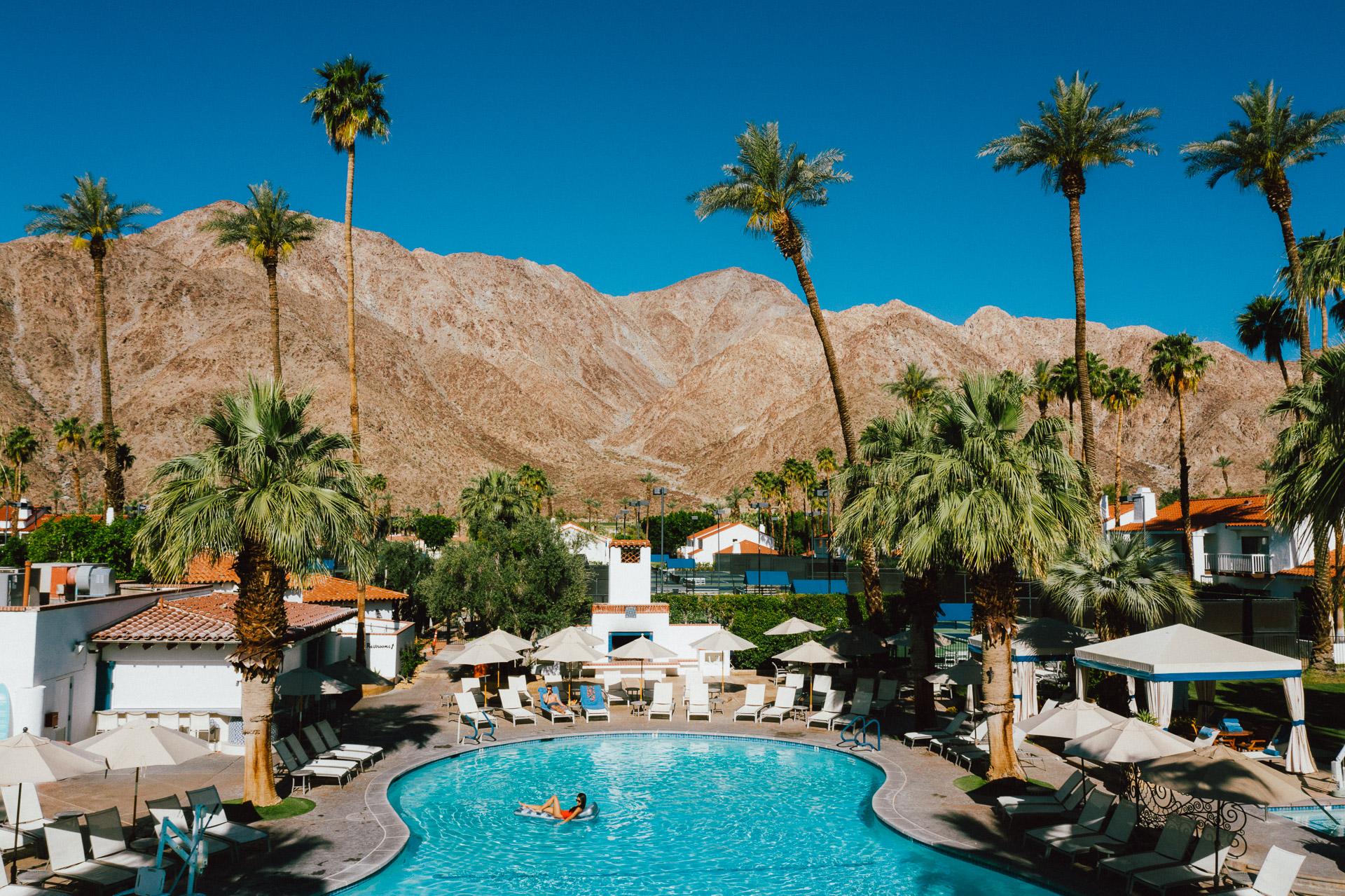 la quinta resort - palm springs, california