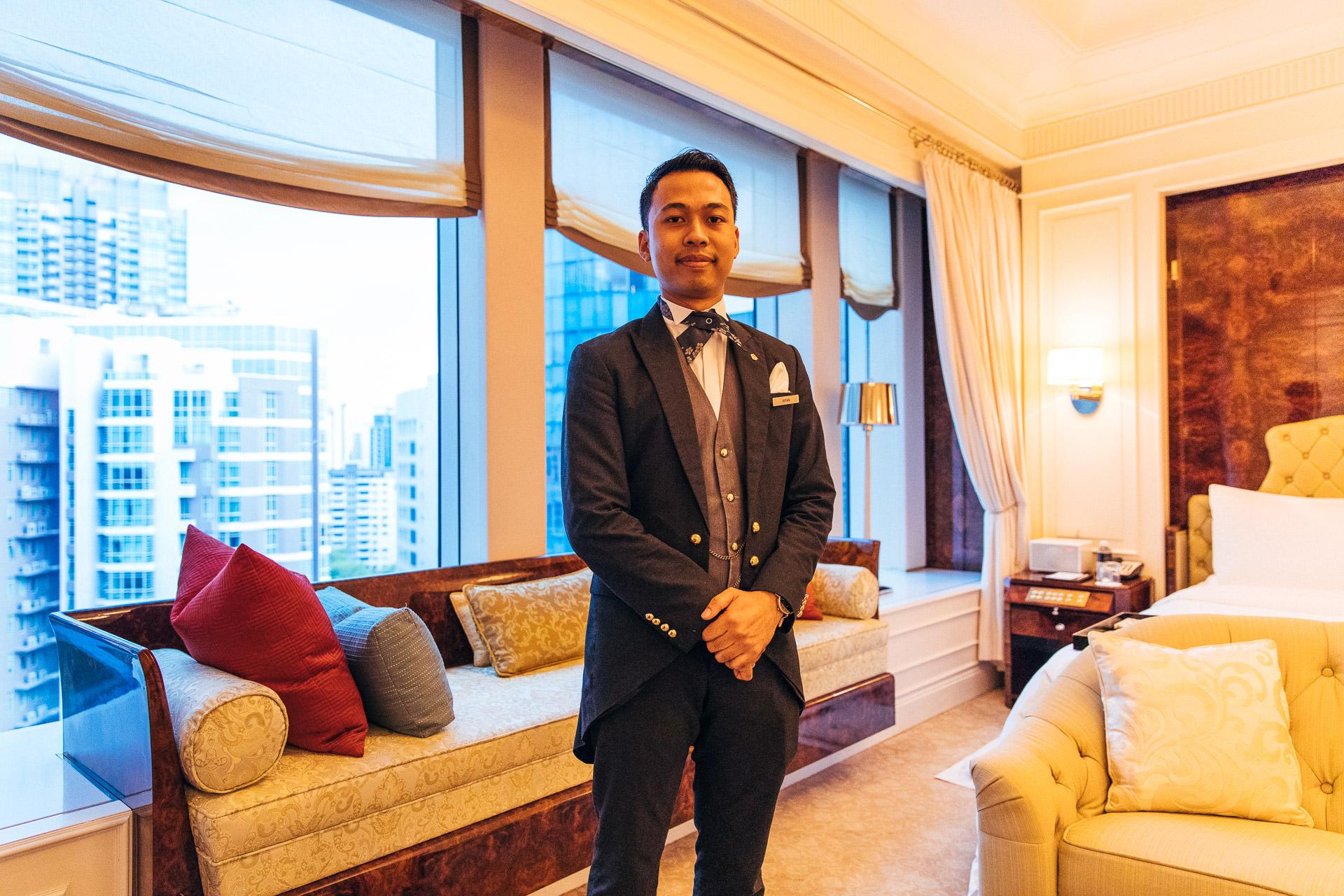 st. regis singapore - singapore, asia