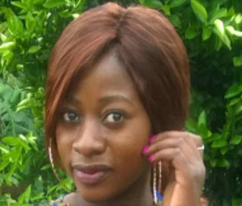 Yvonne Nyamamana -