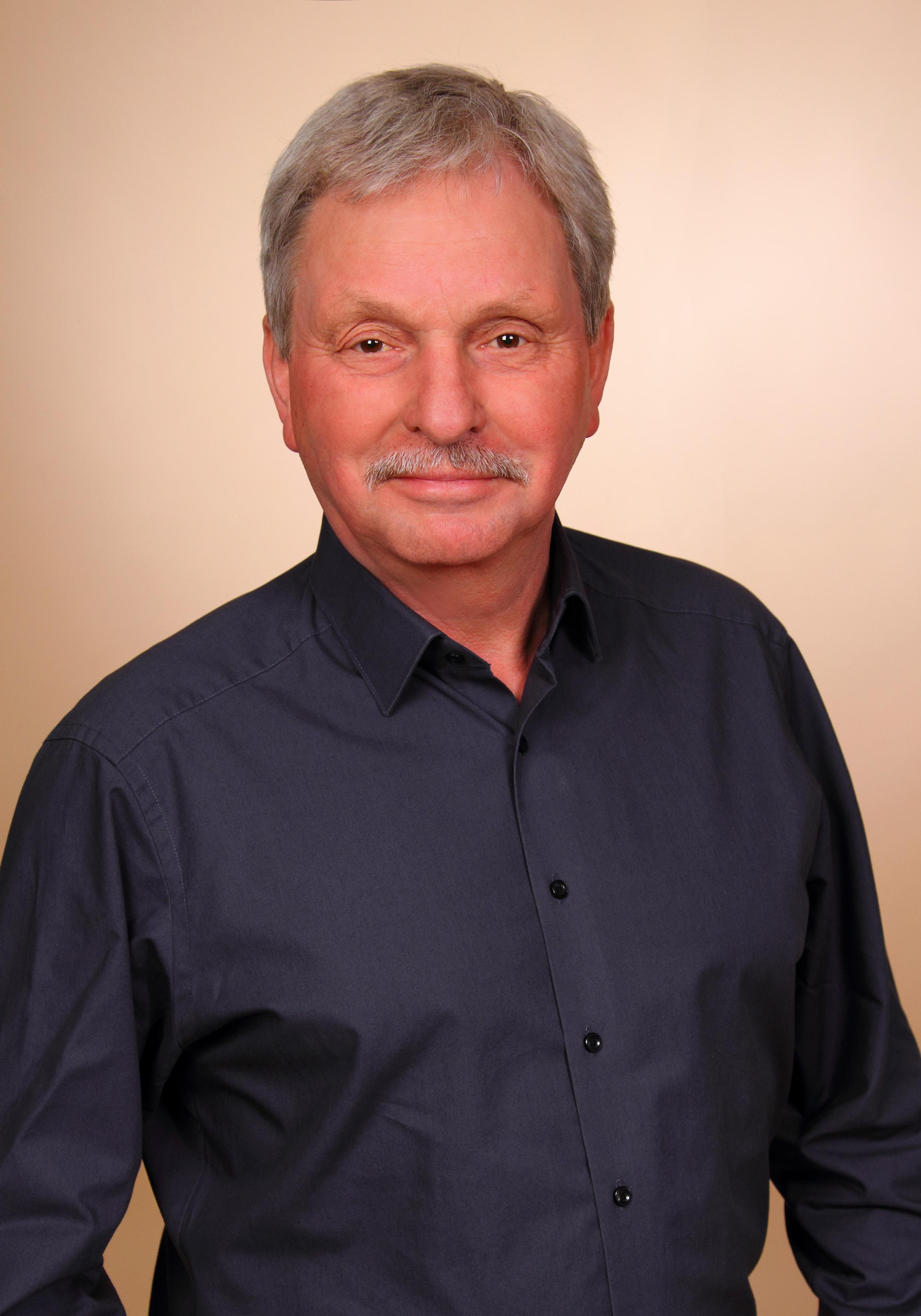 Hans-Dieter Richter  stellv. Vorsitzende