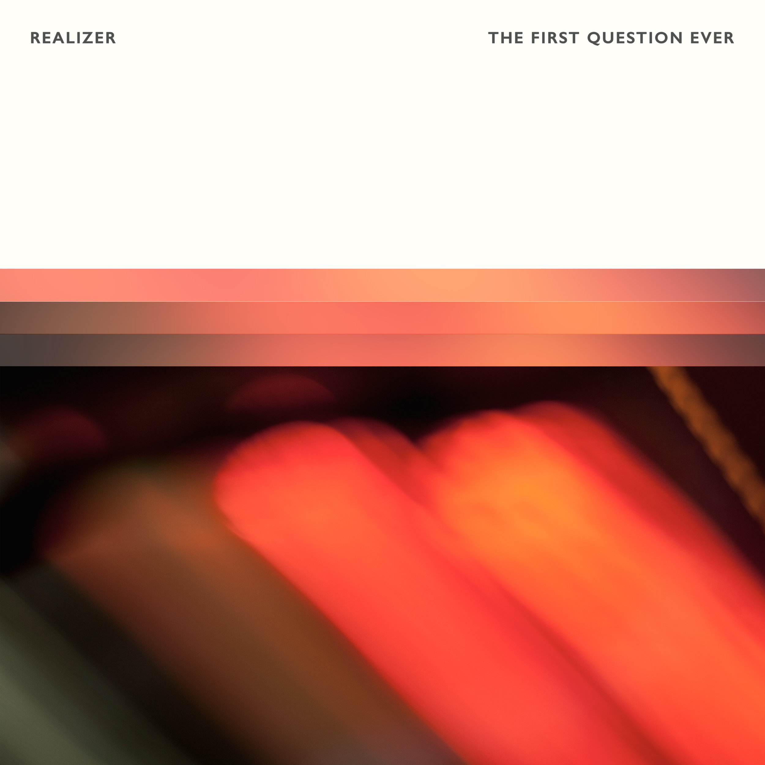 Realizer —The First Question Ever (remastered)
