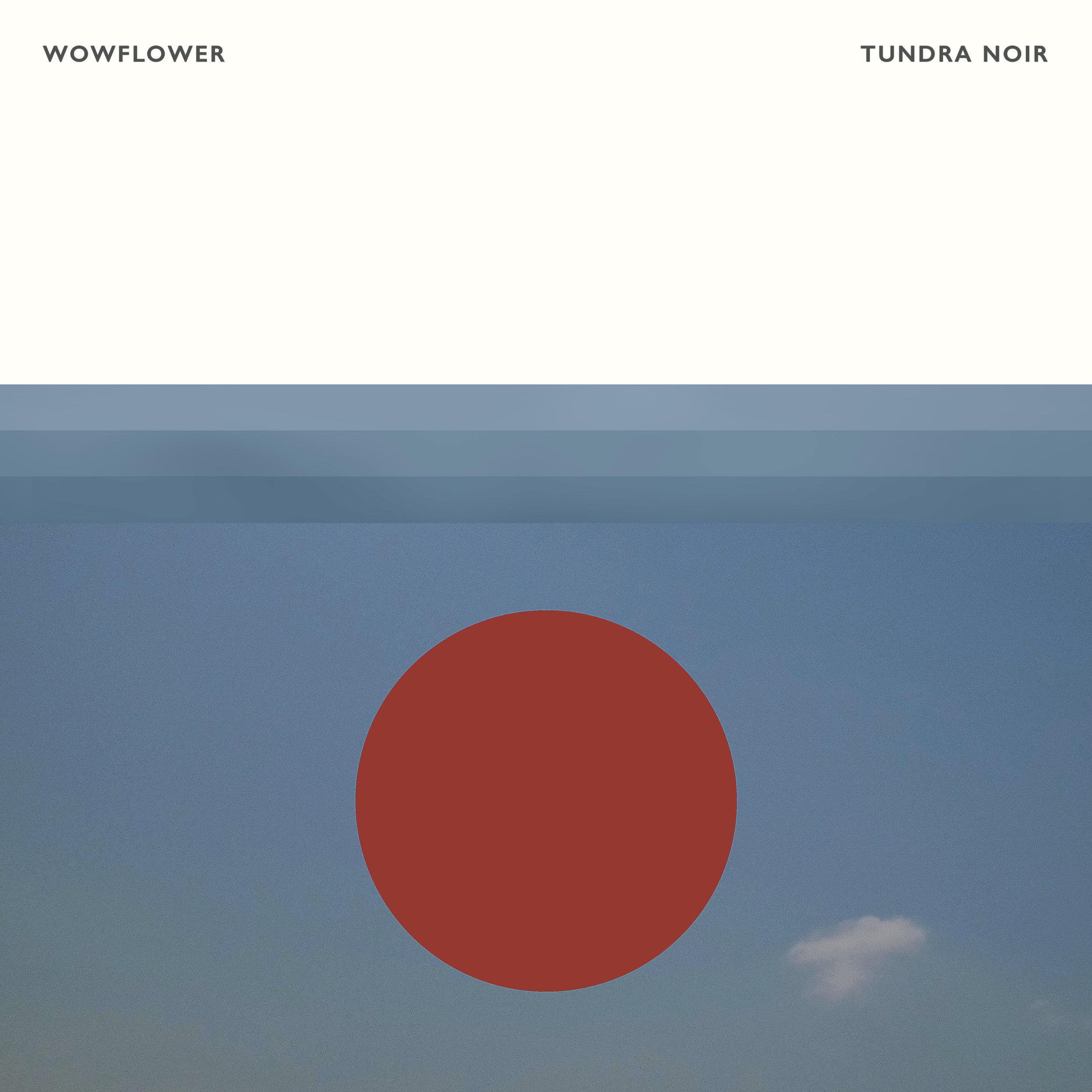 wowflower - tundra noir