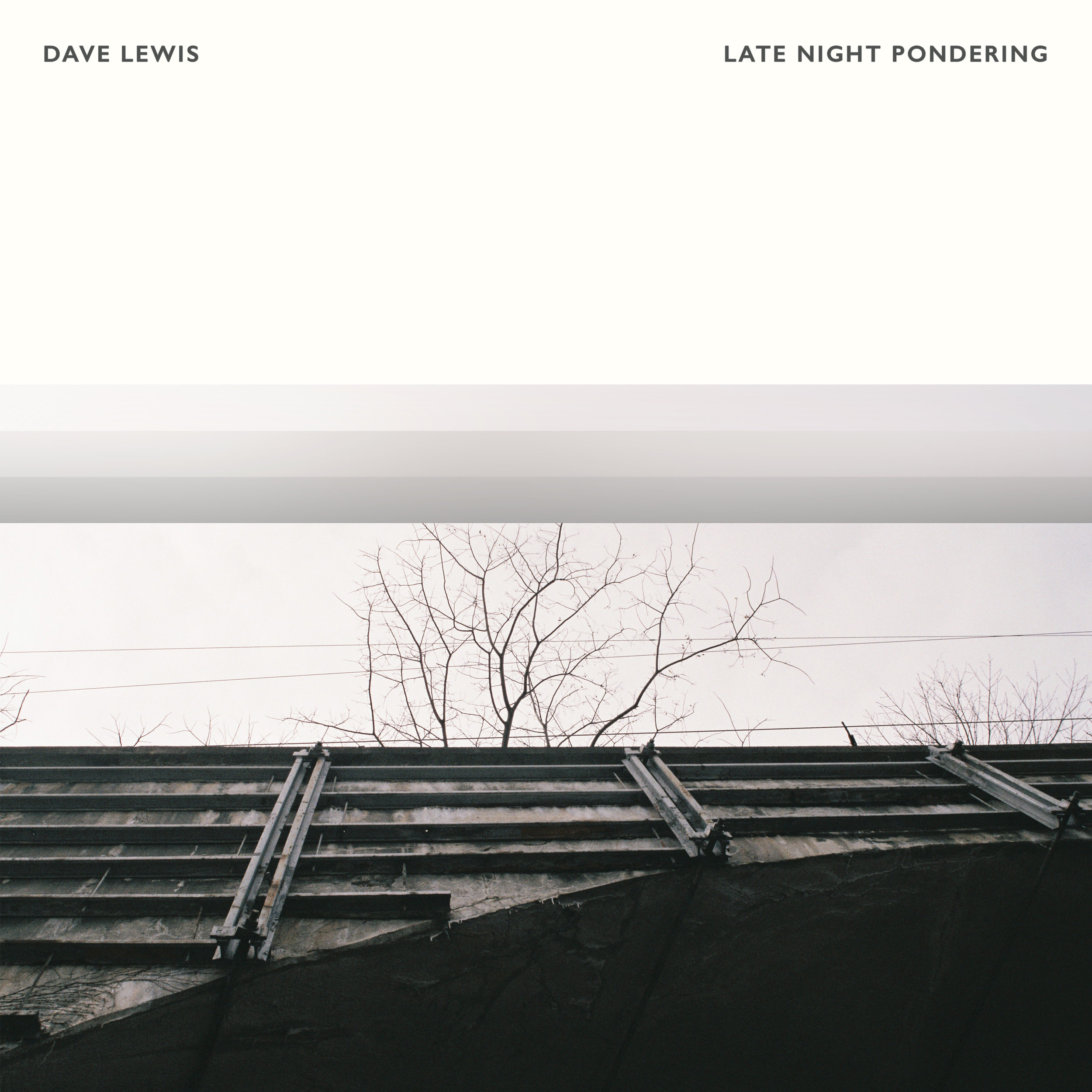 Dave Lewis - Late Night Pondering