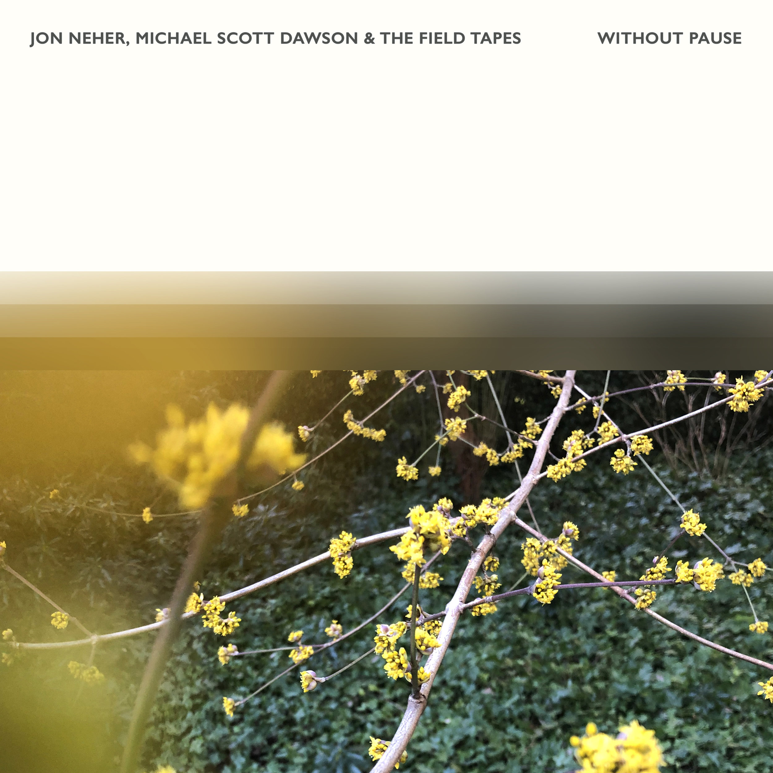 Jon Neher, Michael Scott Dawson & The Field Tapes - Without Pause