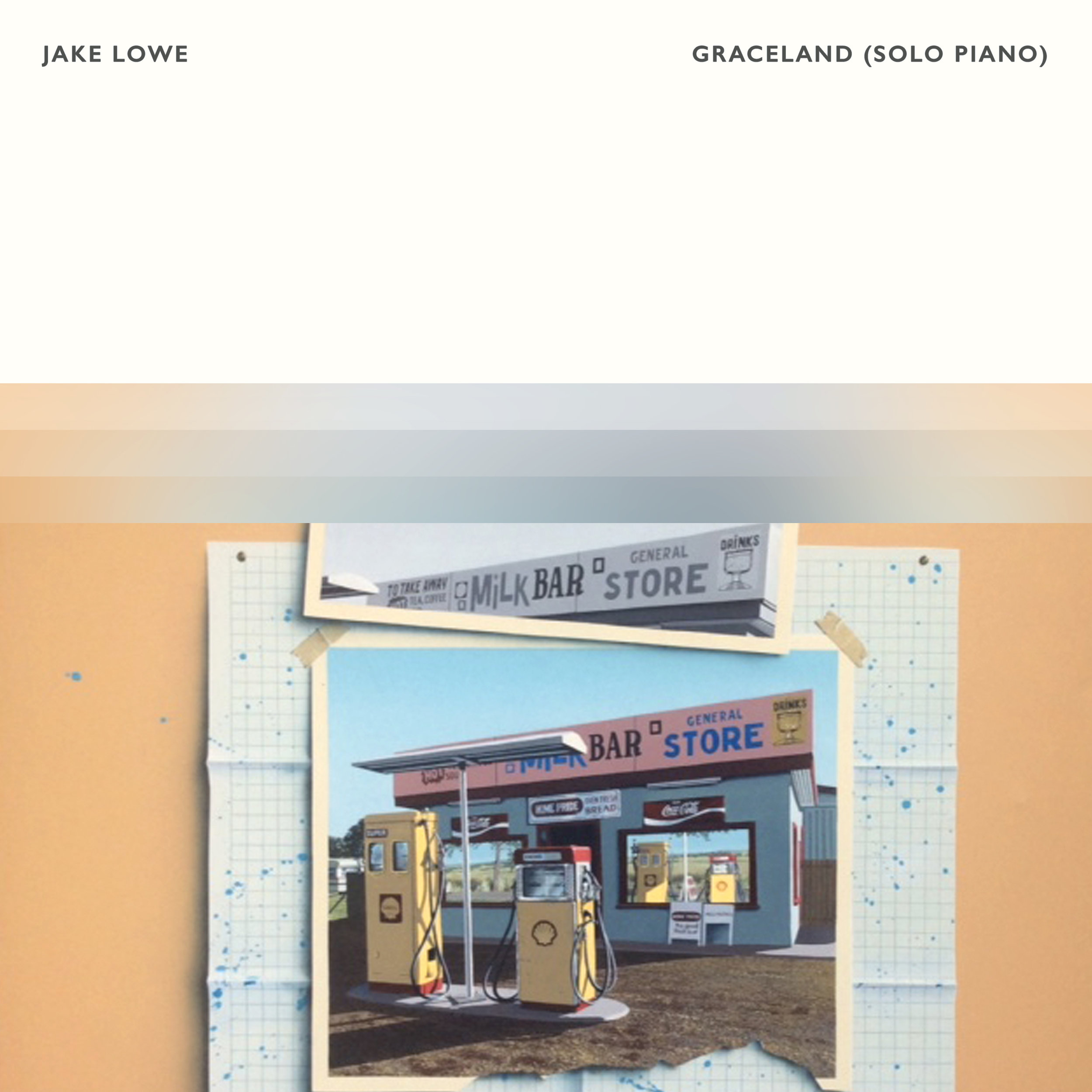 Jake Lowe - Graceland (Solo Piano)