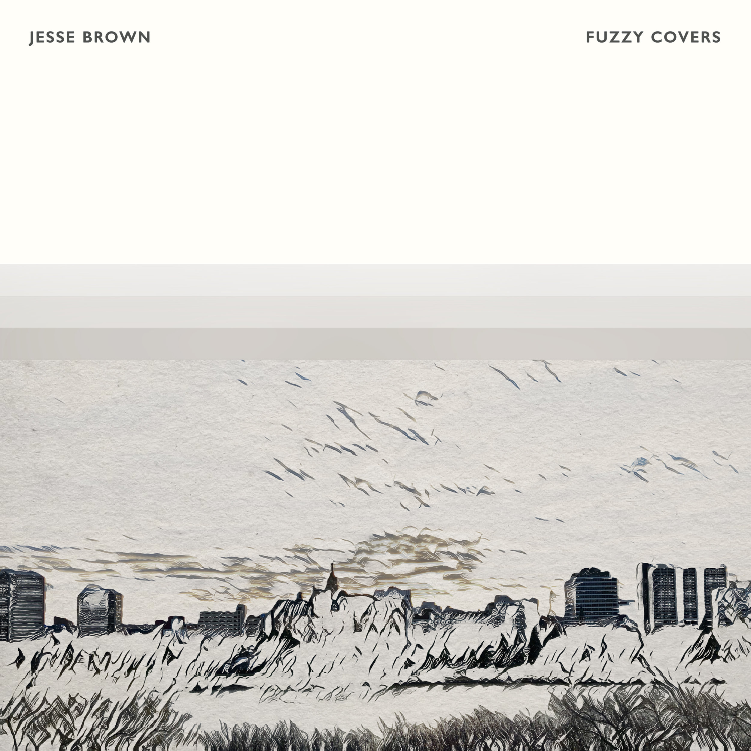 Jesse Brown - Fuzzy Covers