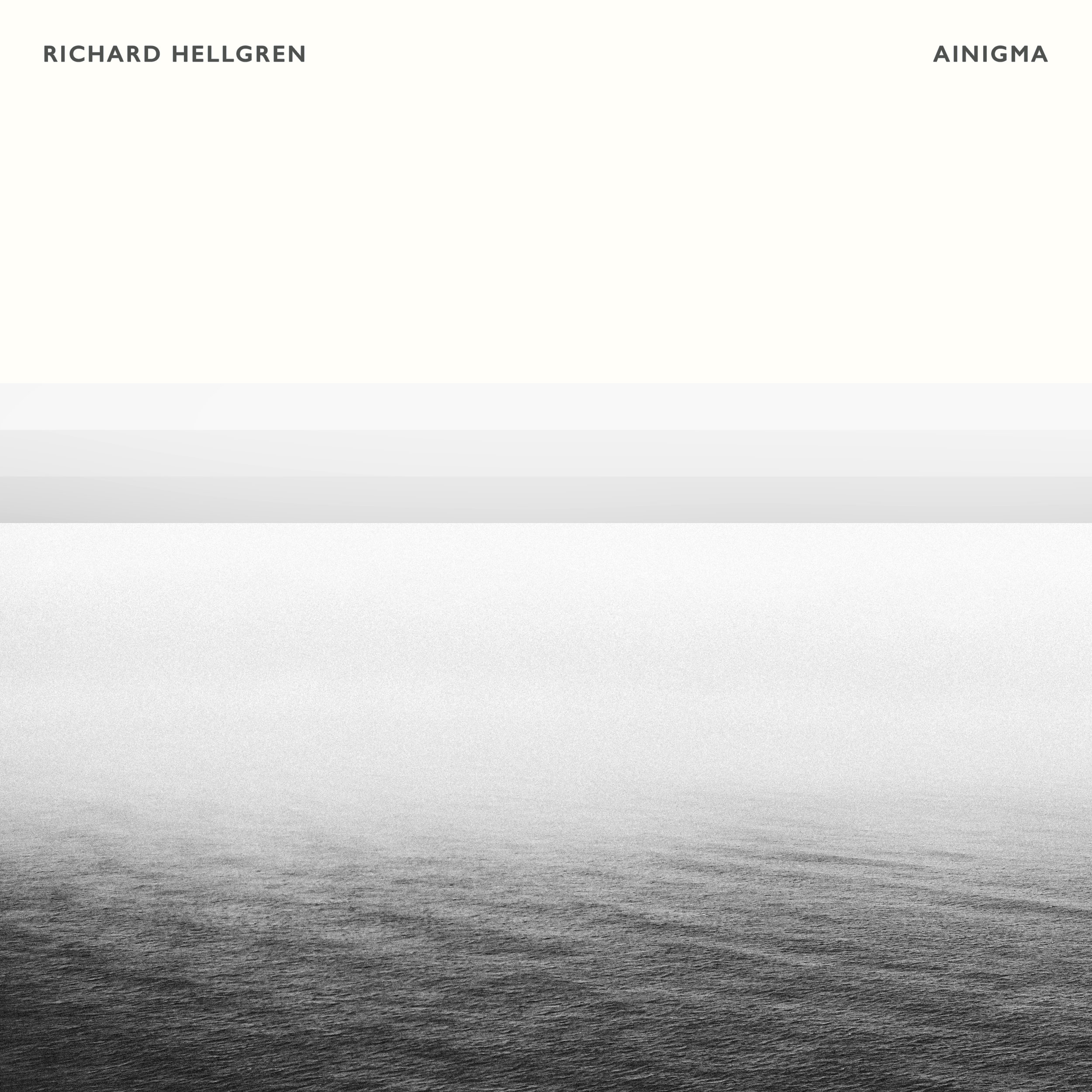 Richard Hellgren - Ainigma