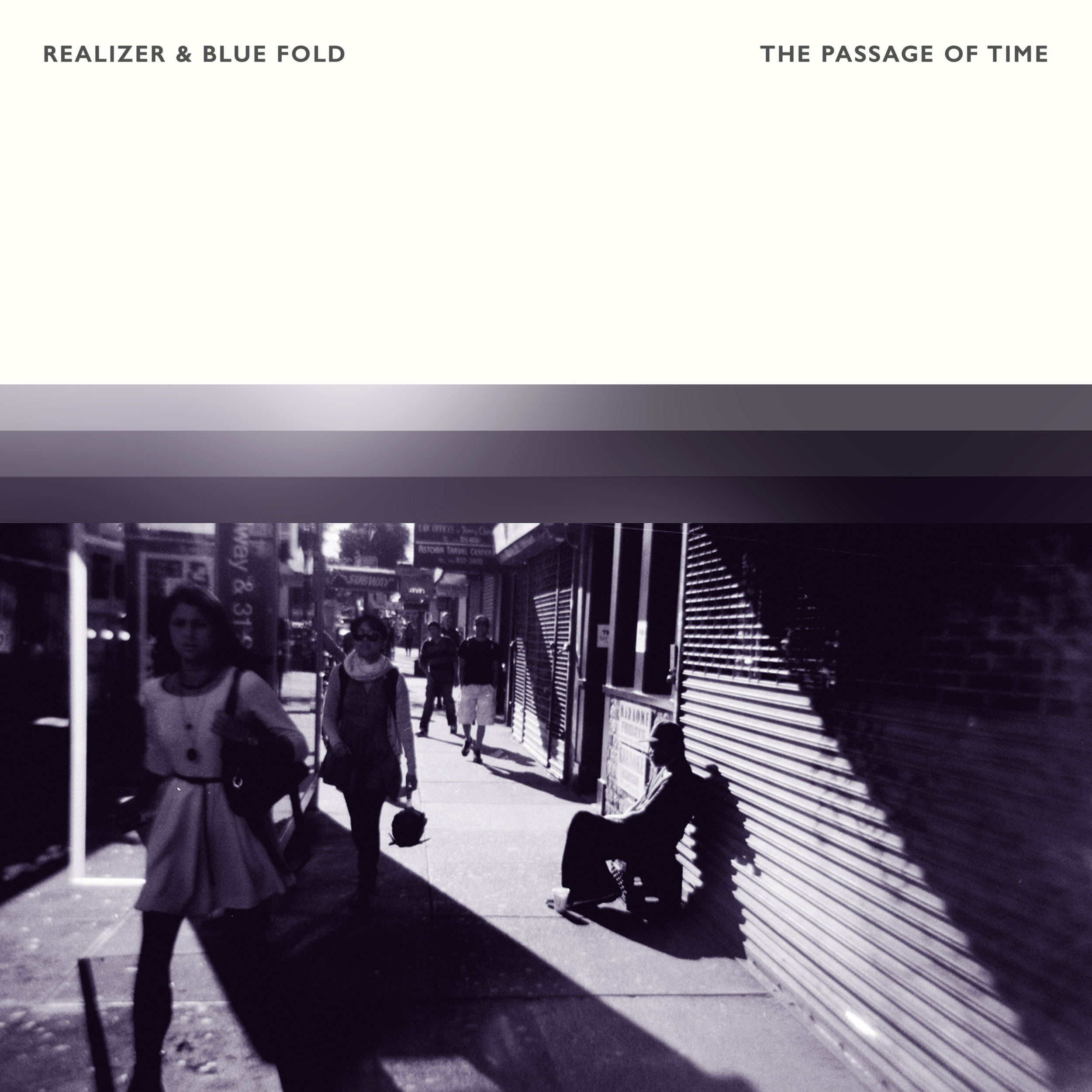 Blue Fold & Realizer - The Passage Of Time