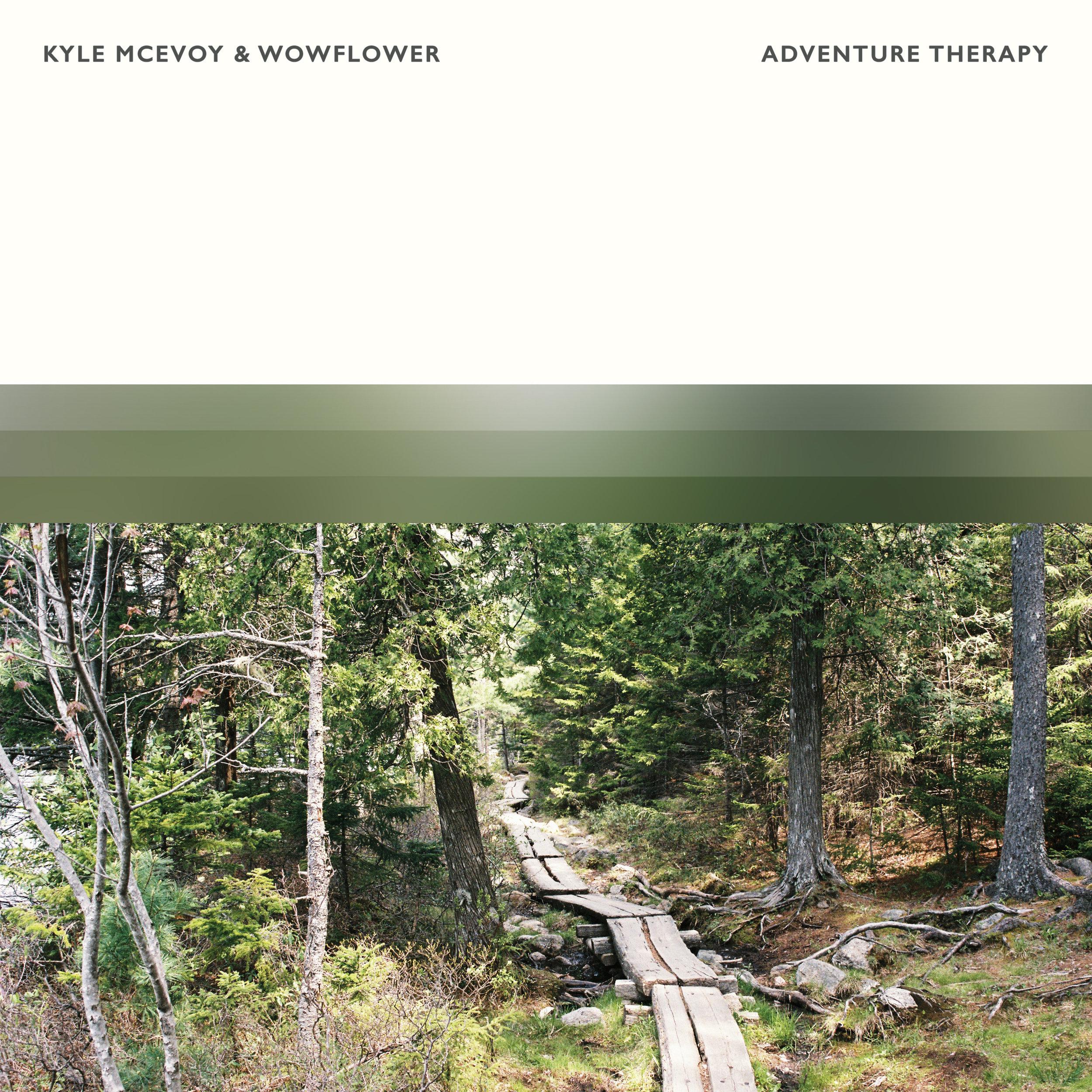 Kyle McEvoy - Adventure Therapy