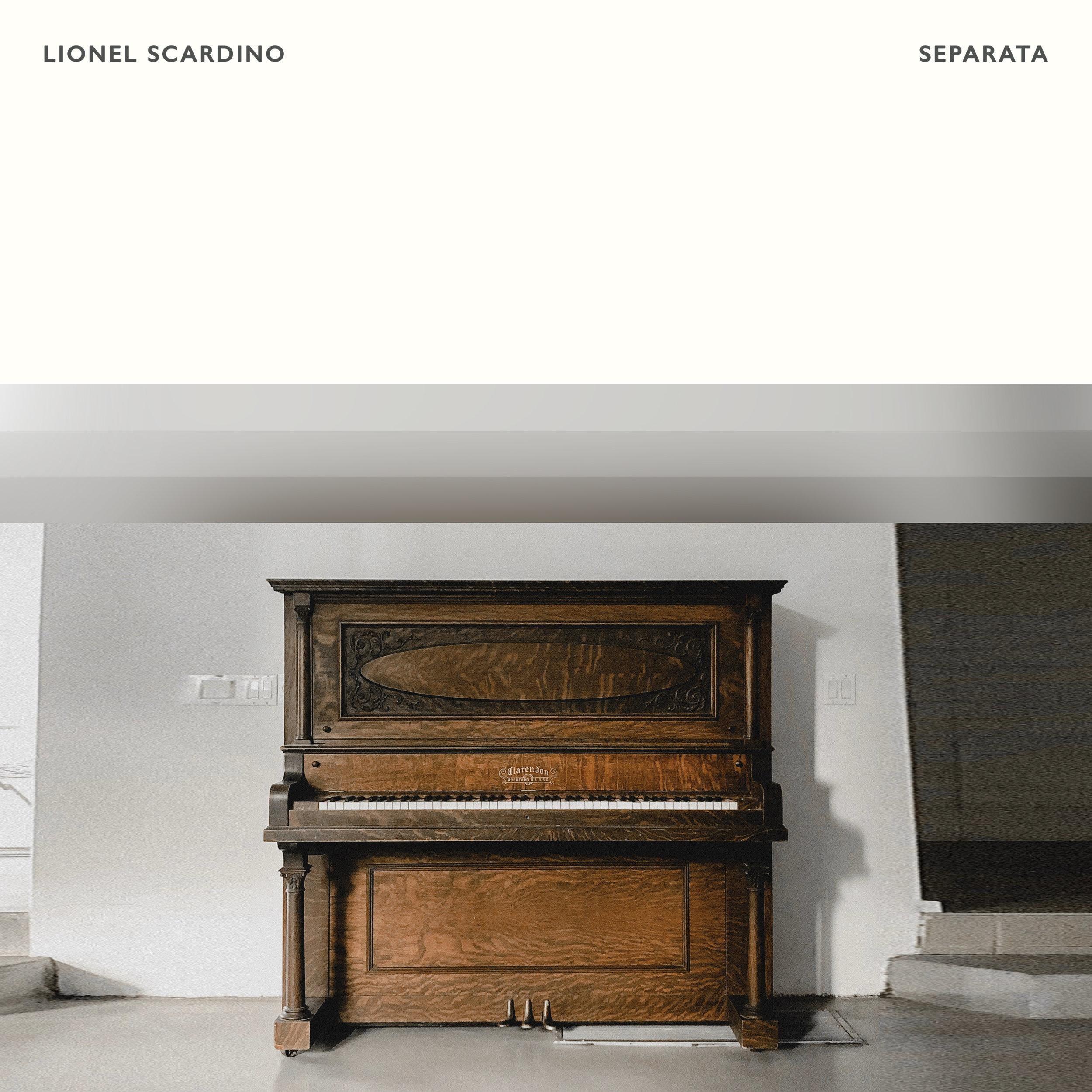 Lionel Scardino - Separata