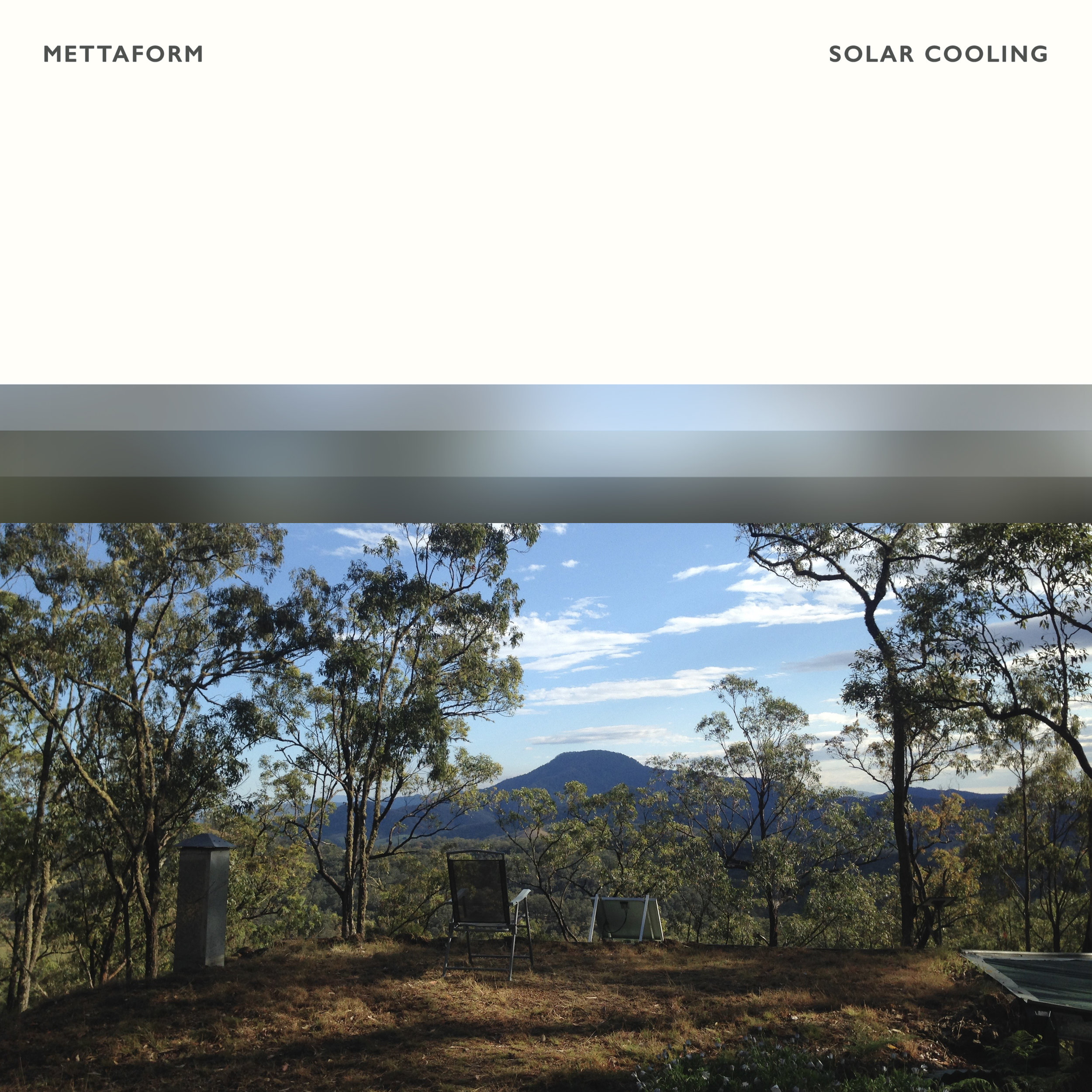 MettaForm - Solar Cooling