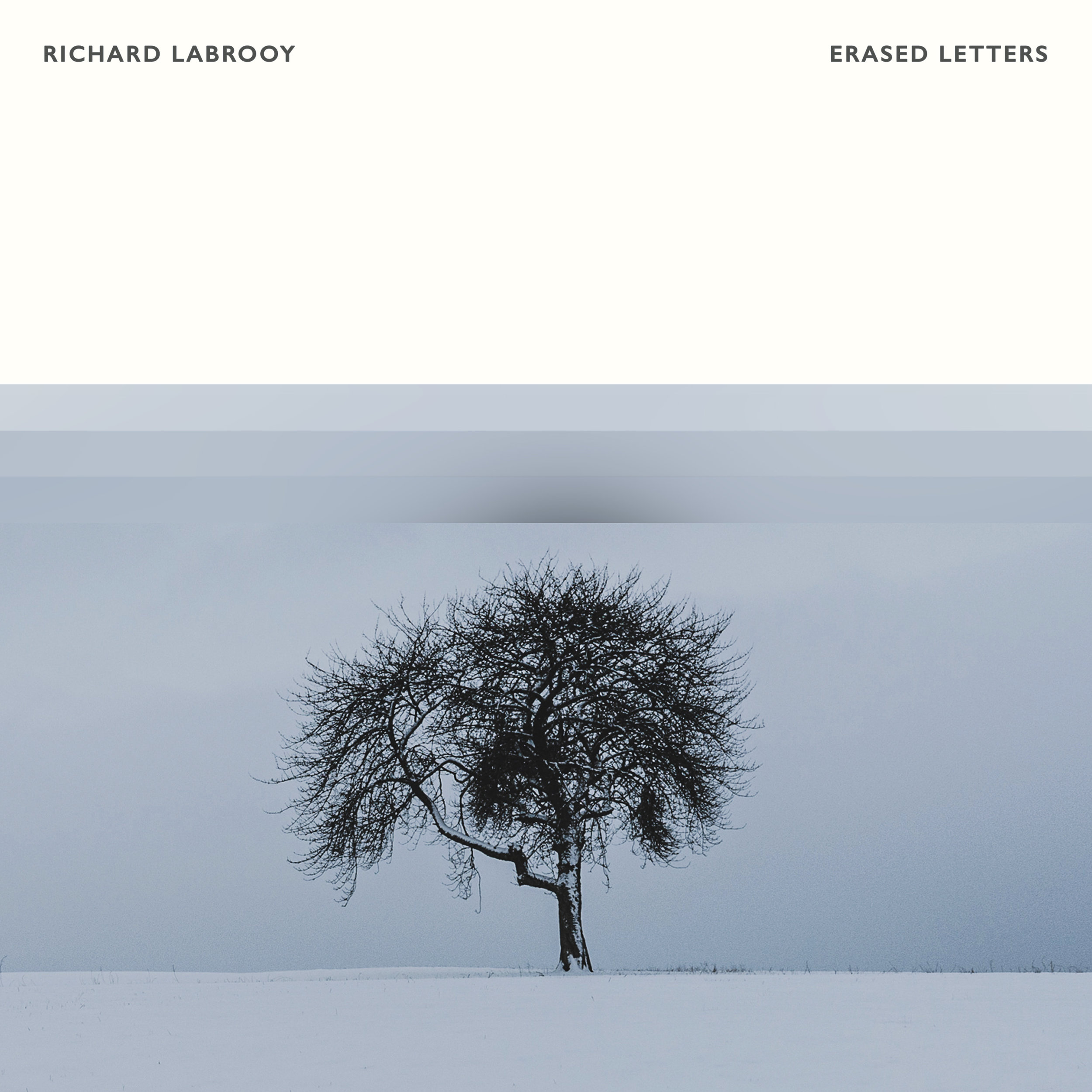 Richard LaBrooy - Erased Letters