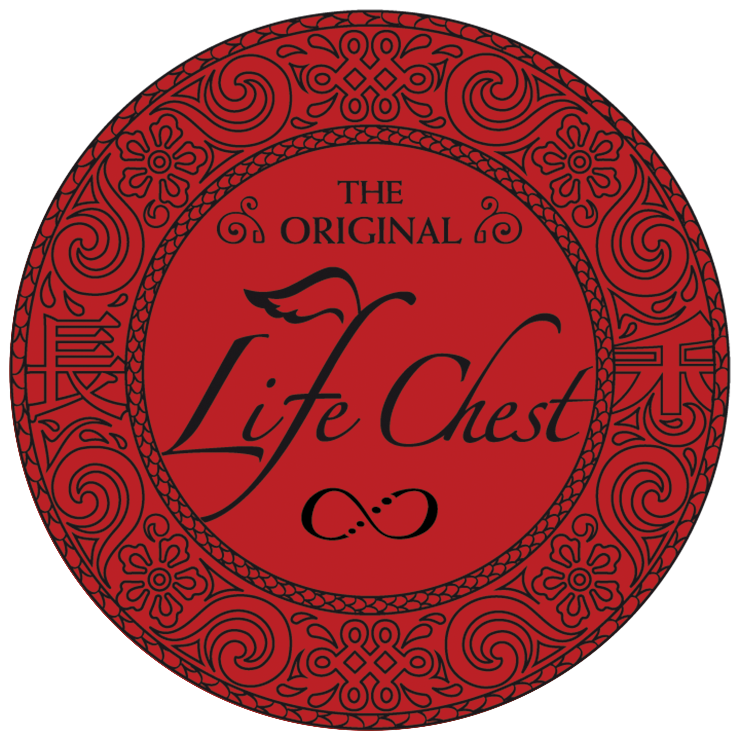 The Life Chest Logo