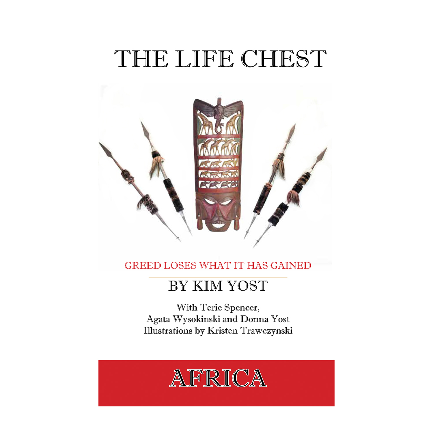 The Life Chest Africa Book
