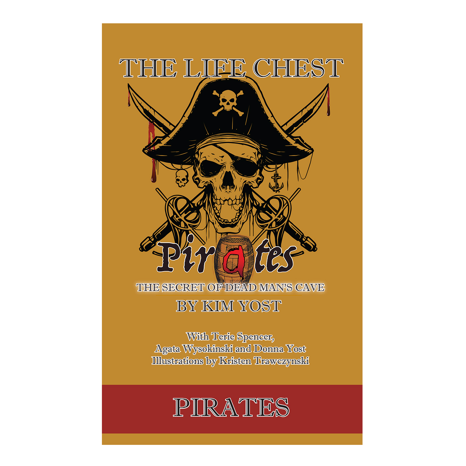 The Life Chest Pirates Book