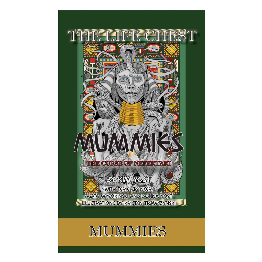 The Life Chest Mummies Book