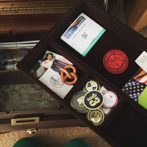 Inside Lindsay Bradford's Legacy Life Chest™