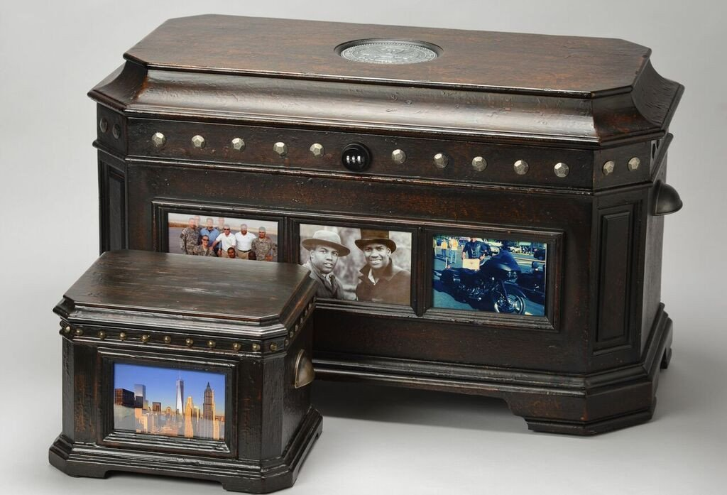 available in memory size - View our Freedom Memory Life Chest™