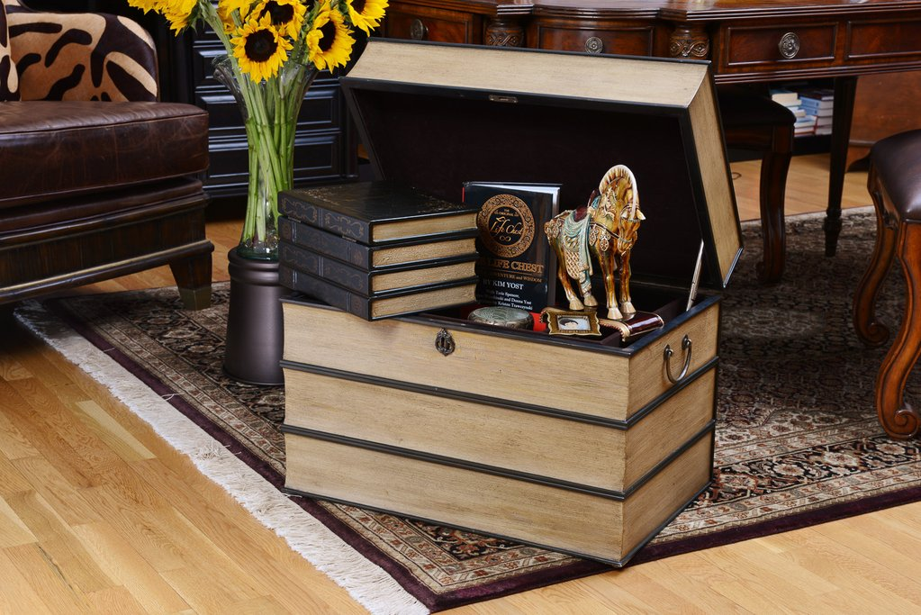 The Oxford Memory Life Chest™ goes hand in hand with its large companion.  -