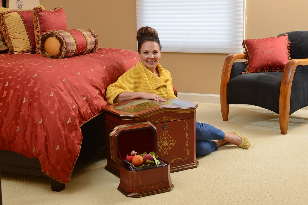 The Sicilian Memory Life Chest™ - View its Memory companion here!