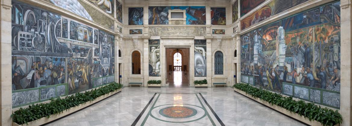 Detroit Institute of Art Detroit Michigan
