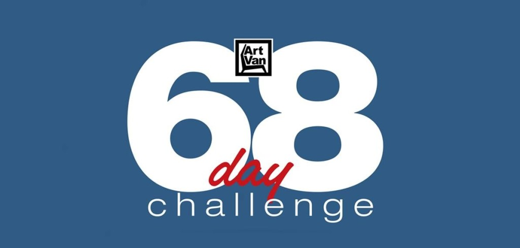 Join the 68 day challenge with The Life Chest