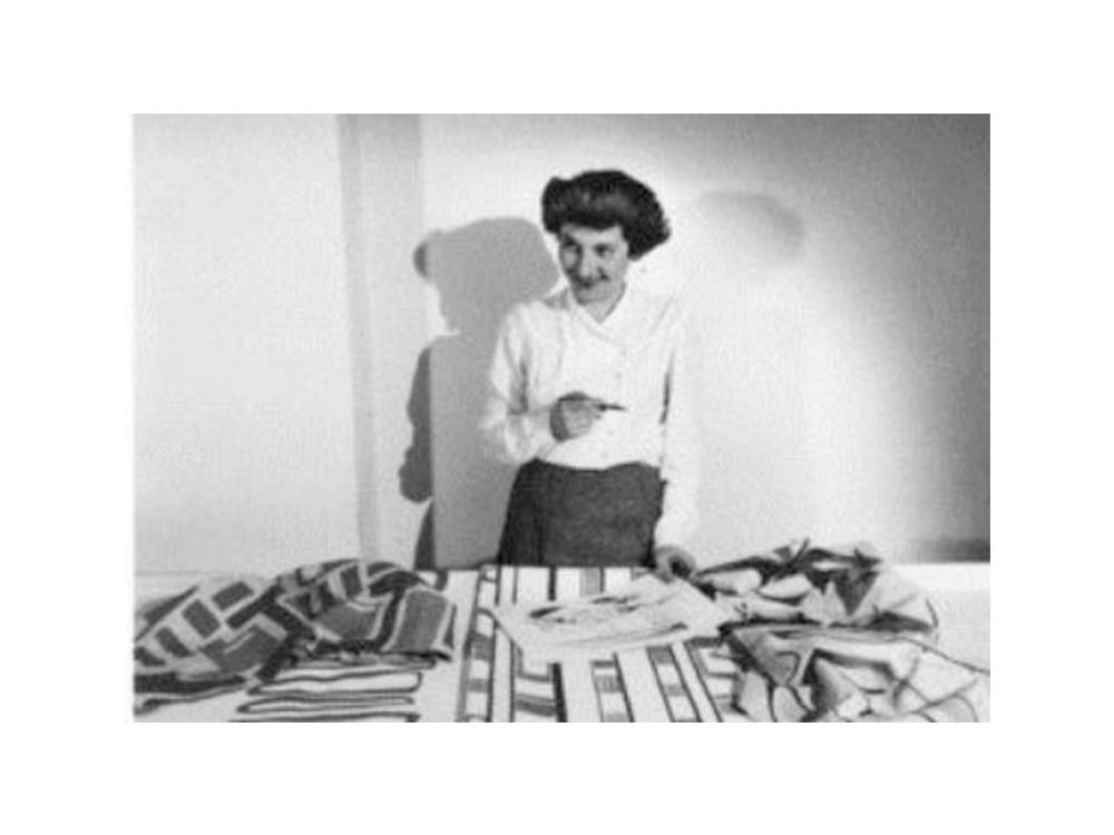 Ruth Adler Detroit Textile Designer