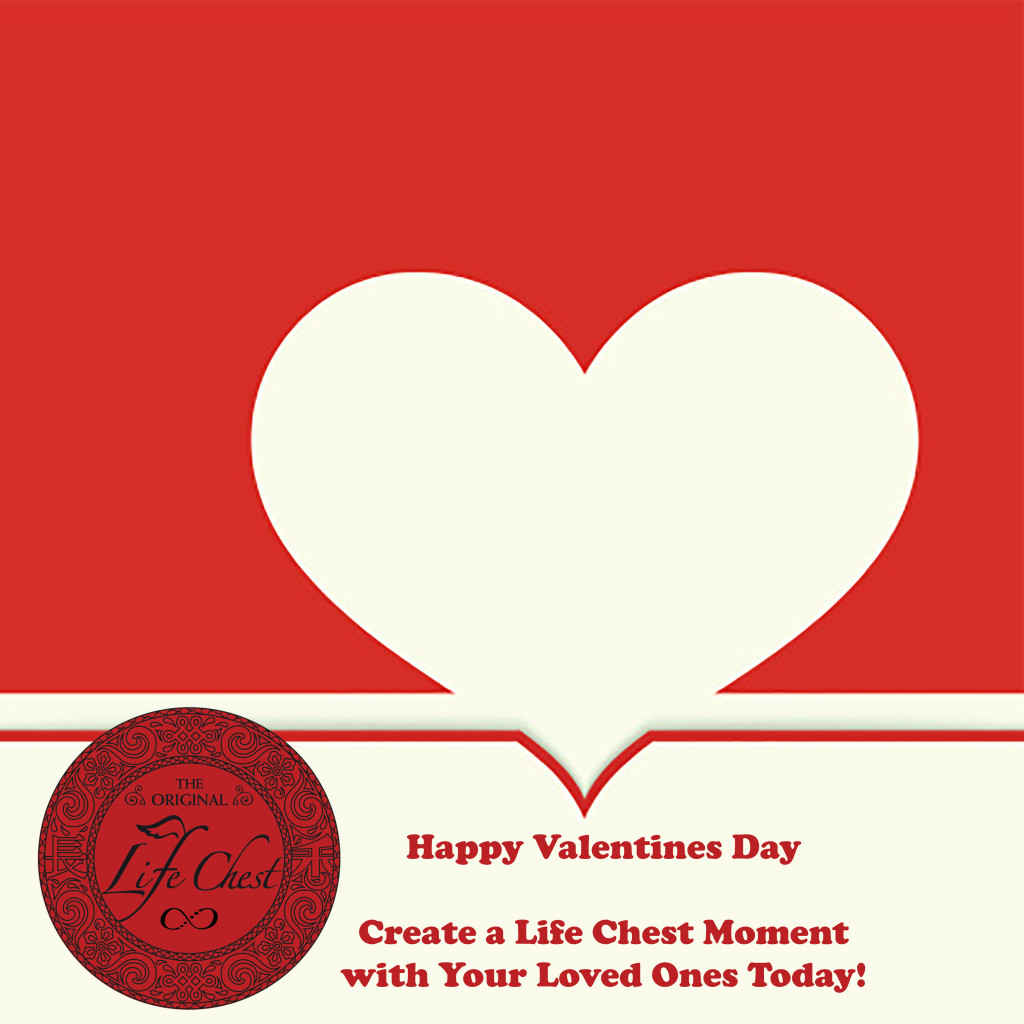 Happy Valentines Day from The Life Chest