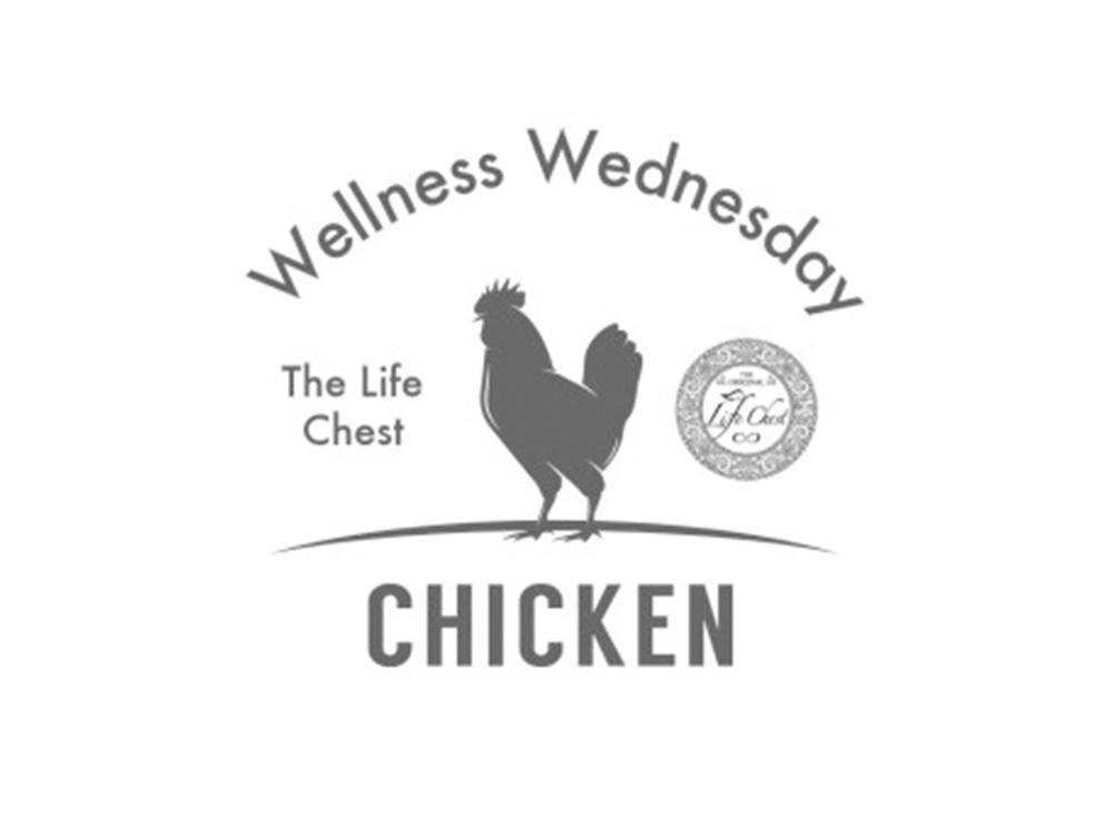 Wellness Wednesday No Waste Chicken