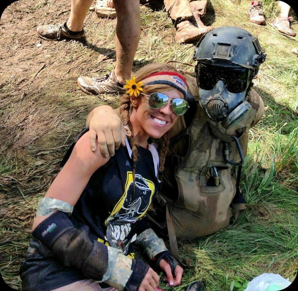Amanda Sullivan and Todd Love