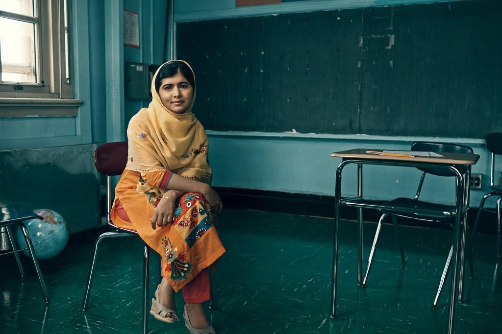 Malala Yousafzai