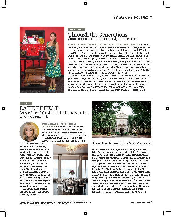 Detroit Home Article