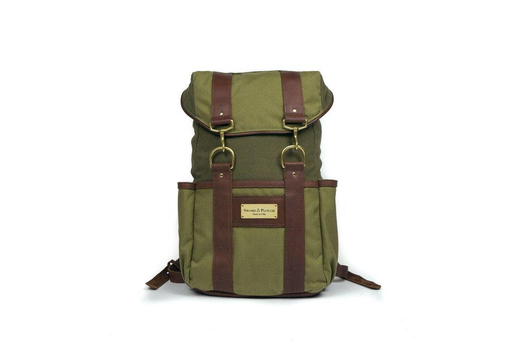 Sword and Plough signature backpack
