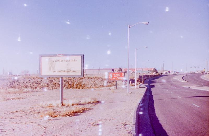 Albuquerque, New Mexico. 1996.