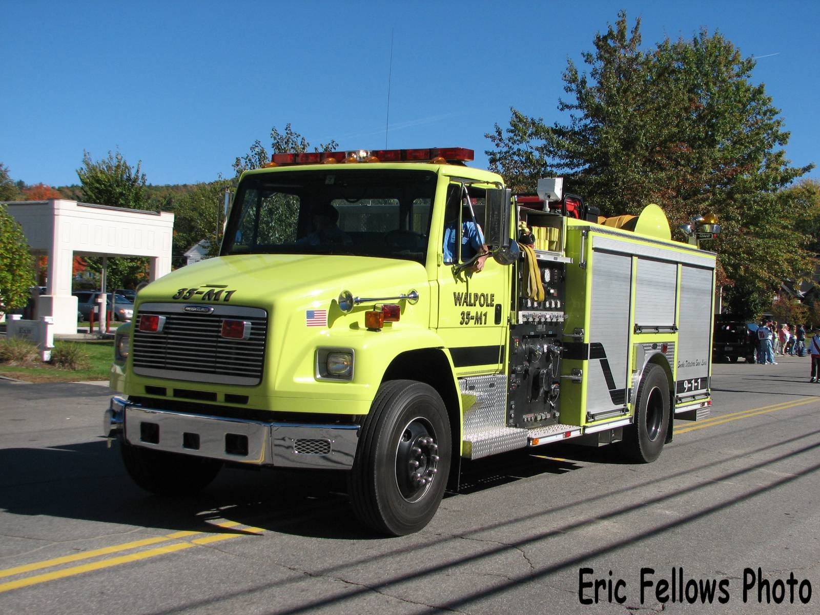Freightliner Of Nh >> Walpole Fire Mutual Aid