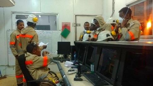 Equipment Operations training