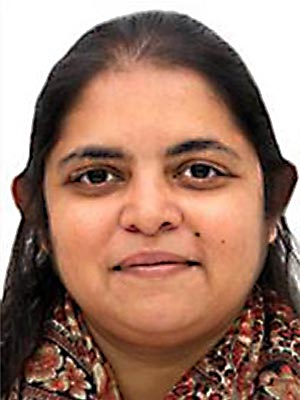 Rekha Varghese  Vice Principal, KG and Grade 1-6   Ms Rekha Varghese will be the Vice Principal for 'P' block and will be responsible for academic operations of Grades KG-6.