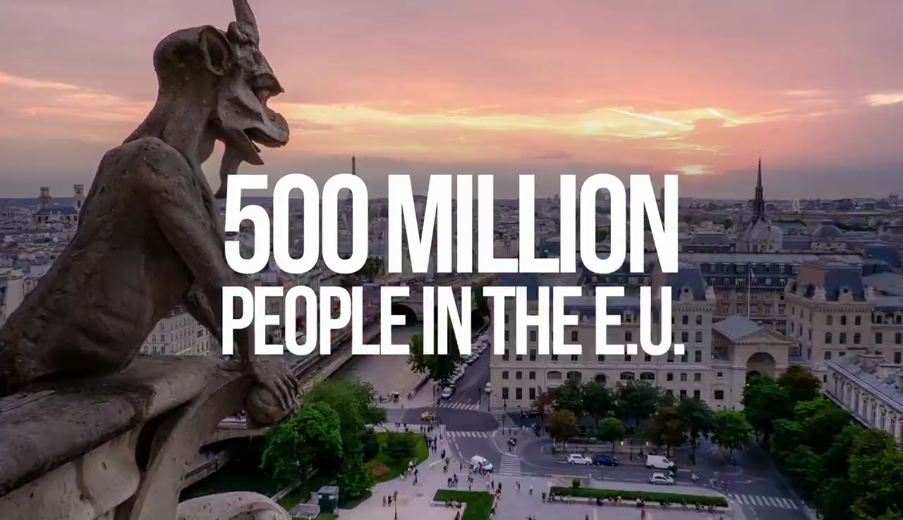 CETA - To mark the implementation of the Canada-EU Trade Agreement, this animation was built over two weeks to highlight the key values of the deal. (also in French)