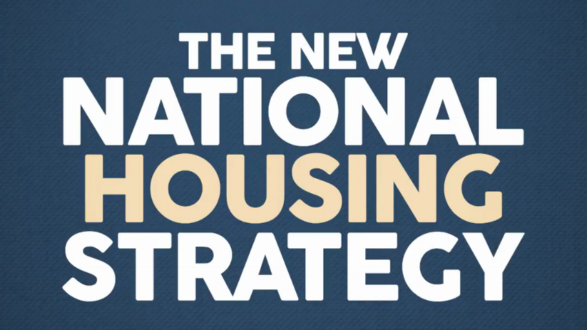 National Housing Strategy - Explainer animation laying out the basic details of the National Housing Strategy announced by the Liberal government. I wrote and created the video over three days. (also in French)
