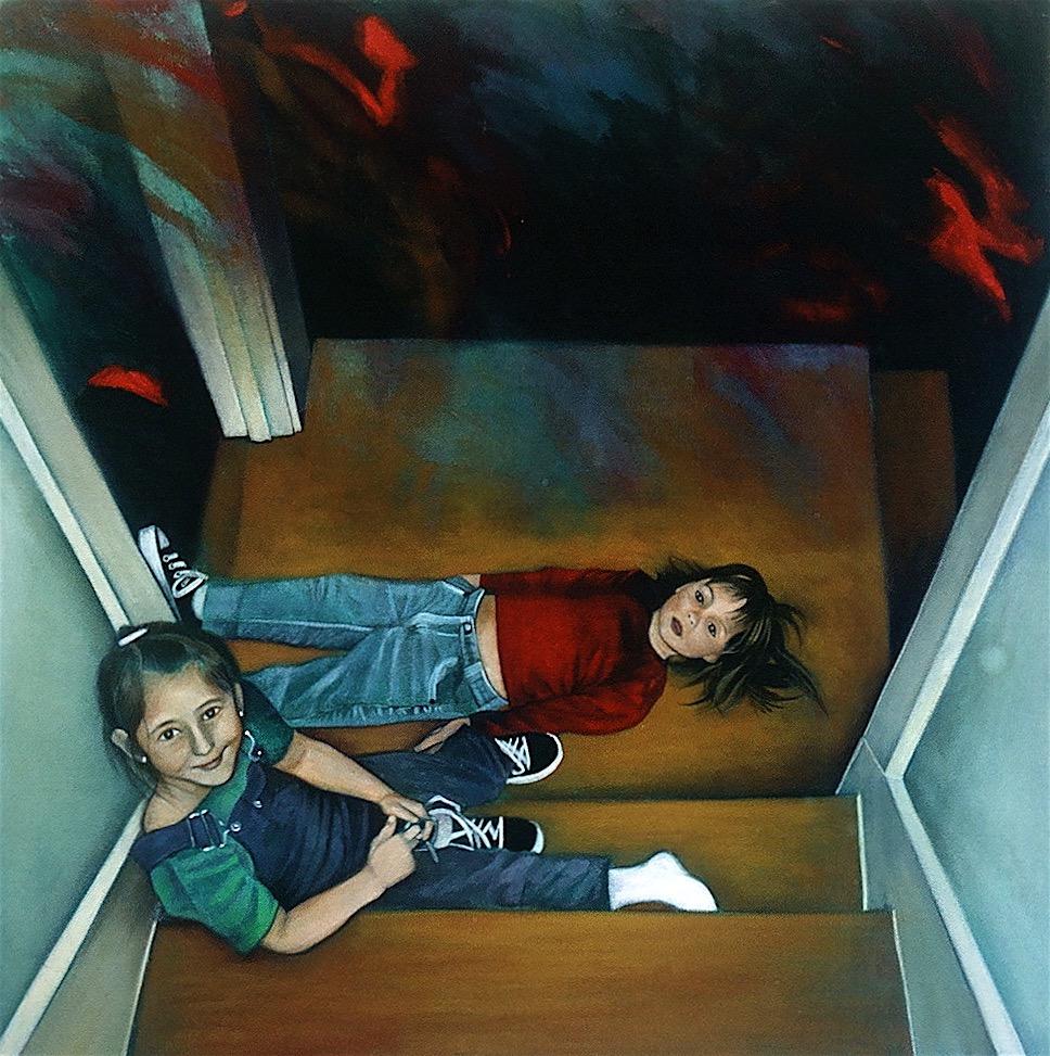 Stair Girls