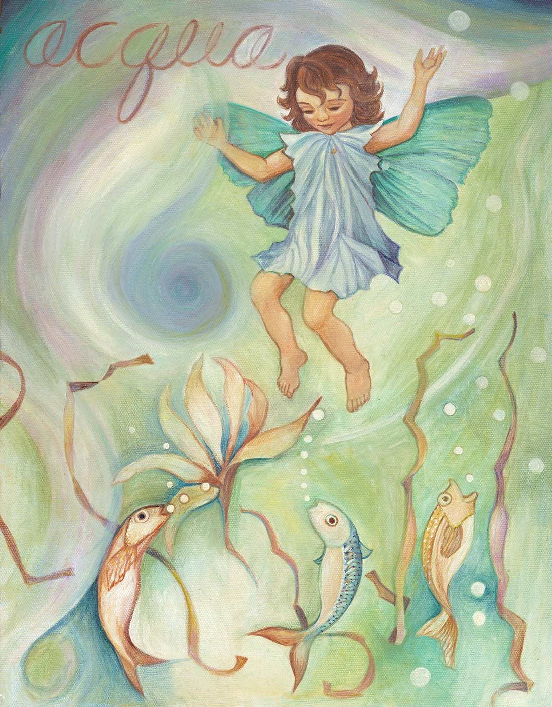 Water Faerie