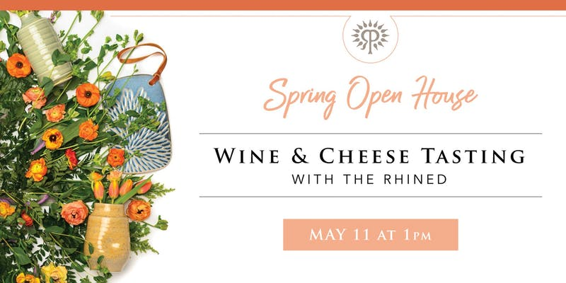 - Rookwood invites you to join local cheese connoisseur and owner of The Rhined & Oakley Wines, Stephanie Webster, for a special VIP experience! Guests will enjoy three wine, cheese, and ceramic pairings and have the opportunity to shop the table, including Rookwood's new Spring Collection and your favorite menu items.