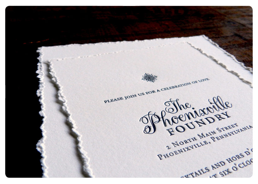 Invitations - Send something stunning that will have your guests excitedly awaiting your event!